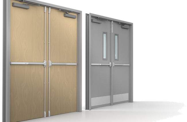 GUIDES – INSTALLING A STEEL DOOR